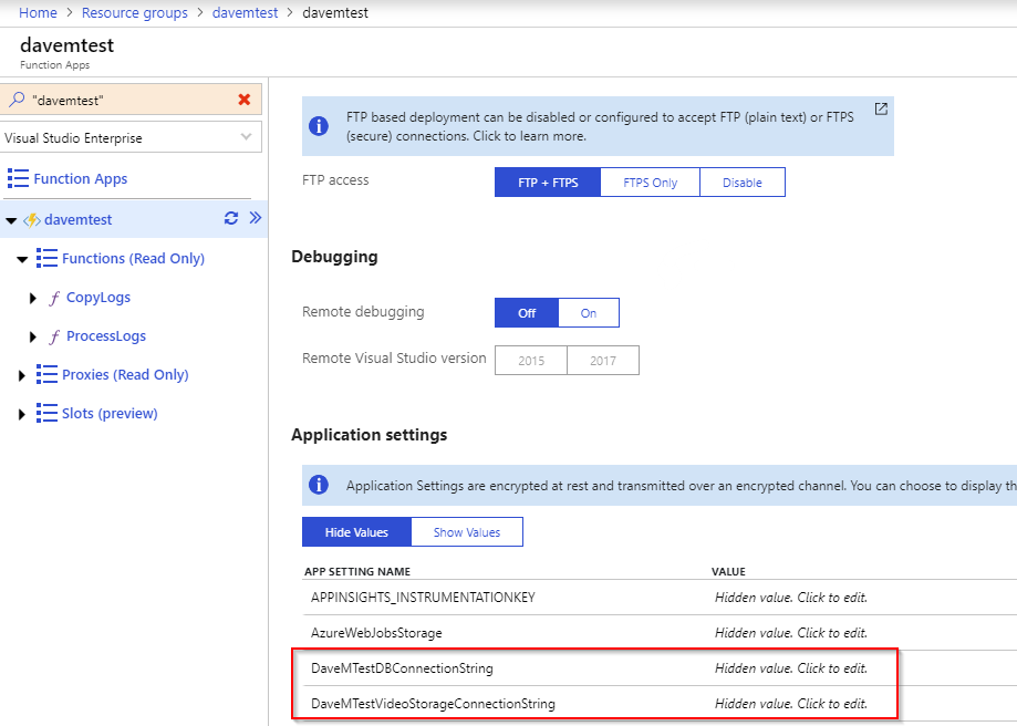 Azure Functions to Count Downloads from Blob Storage | Dave