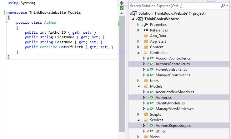 Best practices for Sort, Filter, Page using MSSQL and ASP NET MVC